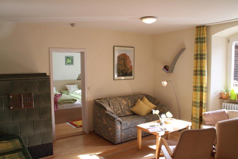 ausstattung ferienwohnung lindengarten. Black Bedroom Furniture Sets. Home Design Ideas